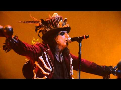 Alice Cooper  Go To Hell  at Roundhouse London 311010