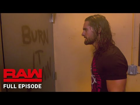 WWE Raw Full Episode, 19 November 2018