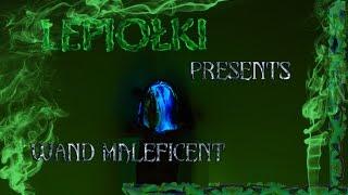 Lepiołki: Różdżka Maleficent (Diabolina) Część 2 TUTORIAL  PART 2 Wand Maleficent  Halloween Costume