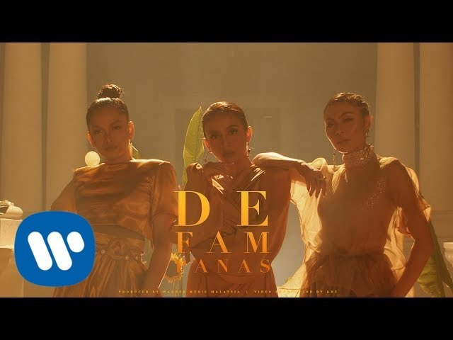 De Fam (Panas - Official Music Video) #1