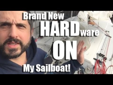 New Sailboat Hardware - (S1E17)