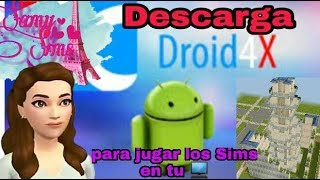 Descarga Droid4x para pc, emulador con ROOT incluido