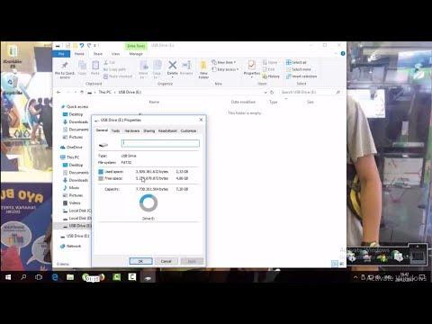 Cara Mengembalikan Data Flashdisk yang Hilang Oleh Virus Cara 1: 1. Klik Start Menu kemudian buka Co.