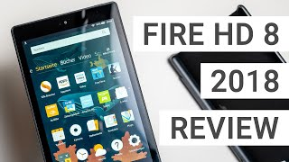 Amazon Fire HD 8 2018 Review: With Alexa & Show Mode Charging Dock