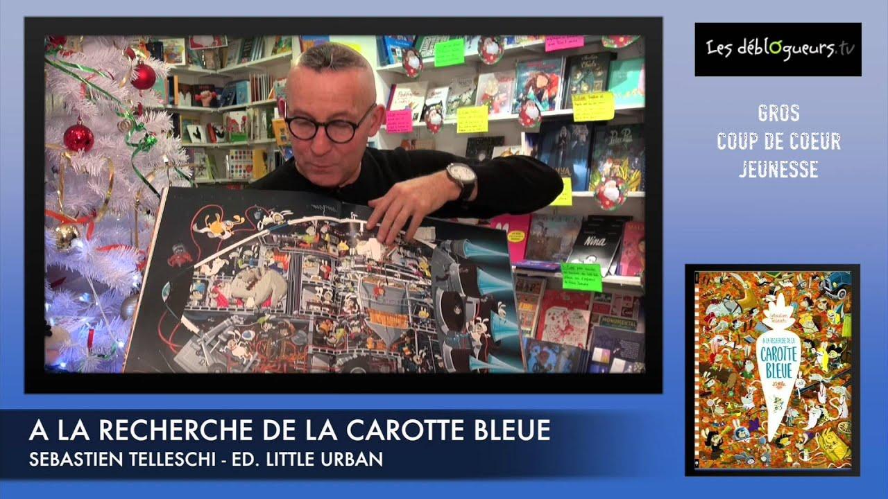 Carotte Bleue se rapportant à livre) la chronique de gérard collard - a la recherche de la carotte