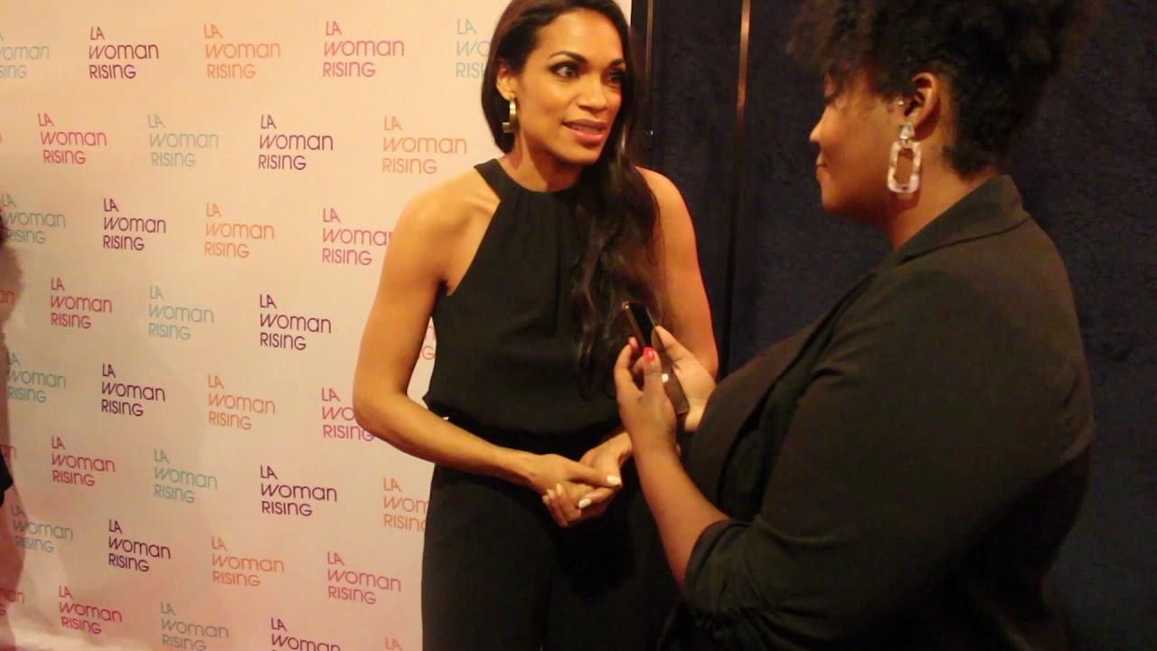LA Woman Rising: Executive Producer Rosario Dawson