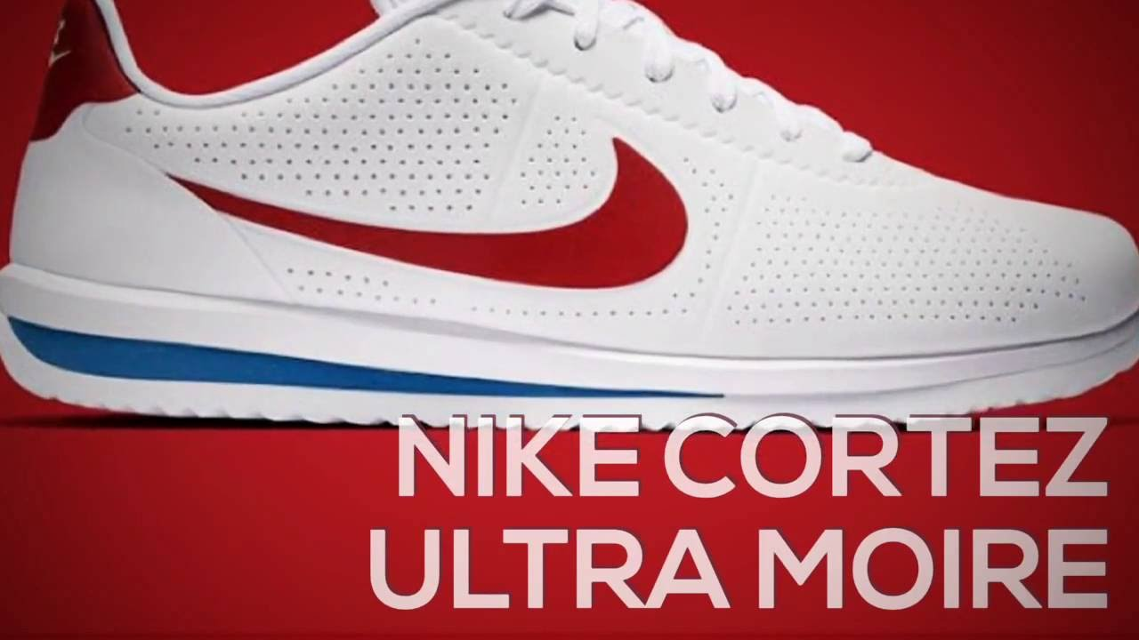 a5750092f08914 NIKE CORTEZ ULTRA MOIRE   PEACE X9 - YouTube