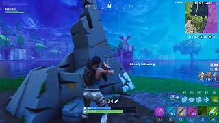 Fortnite Hunting Rifle Kill Compilation - Fortnite Battle Royale New Update