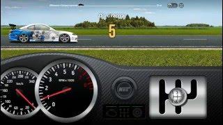 Переключение + кпп на Nissan Silvia S15 в стритрейсерах (6.661)