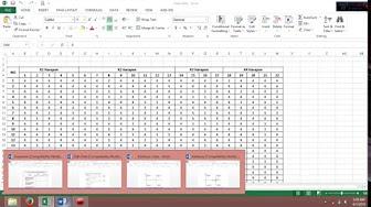 Cara membuat diagram kartesius di excel aka videos tutorial langkah langkah analisis importance performance analysis ipa ccuart Gallery