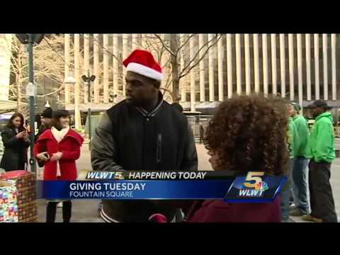 Giving Tuesday: Ways To Give Back Today Around Town