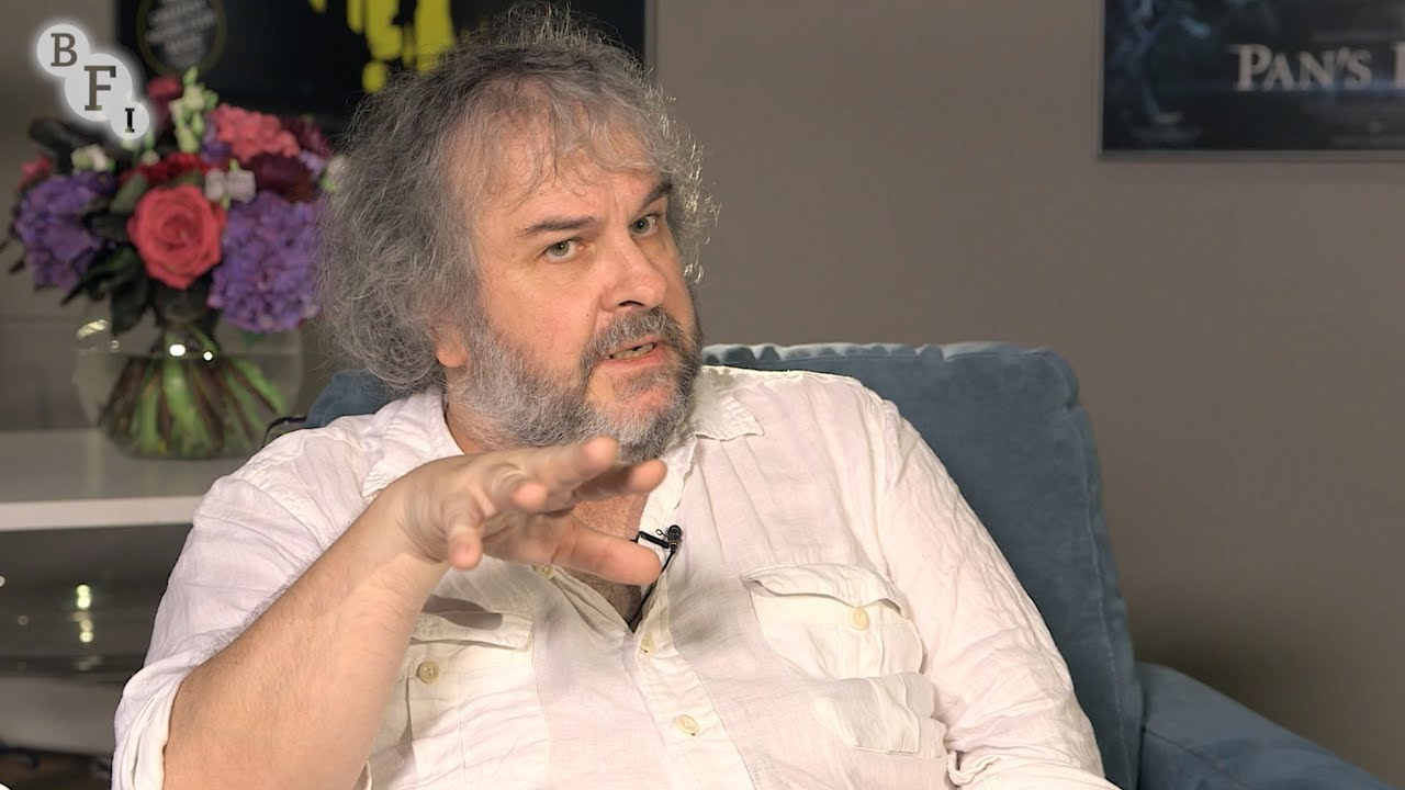 Download Peter Jackson on his WW1 documentary, They Shall Not Grow Old   BFI