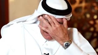 قصيدة الإعلامي القطري عبدالعزيز محمد رثاء في زوجتة