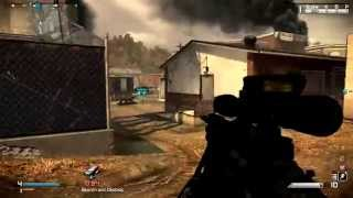 3v3 MLG S&D listen-in: Dirty Snipes! w/European beasts
