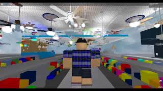 ROBLOX: Video Tour Of CFC's Scripted Fan (Part 1, 2008)