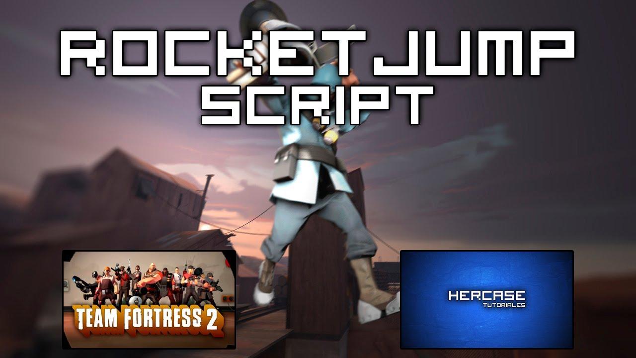 Script Rocket Jump Soldier TF2 (2013)