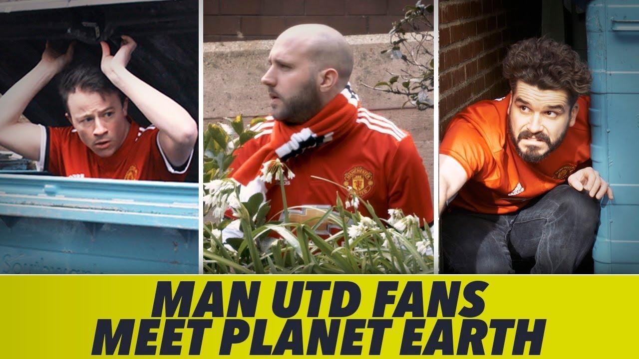 FOOTBALL PLANET EARTH: MAN UNITED EDITION