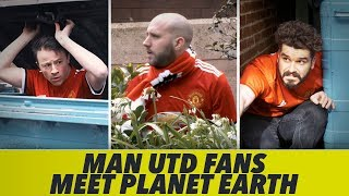 FOOTBALL PLANET EARTH: MAN UNITED EDITION