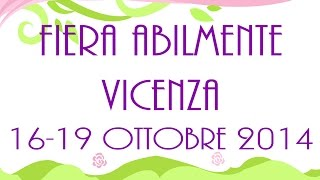 "Fiera ""Abilmente"" Workshops per DaWanda - ""Abilmente"" Fair in Vicenza (IT)"