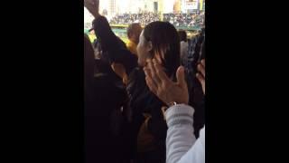 150913 Hyomin at PNC PARK
