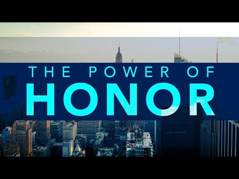 The Power of Honor - Bruce Downes The Catholic Guy