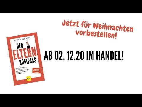Der Elternkompass YouTube Hörbuch Trailer auf Deutsch