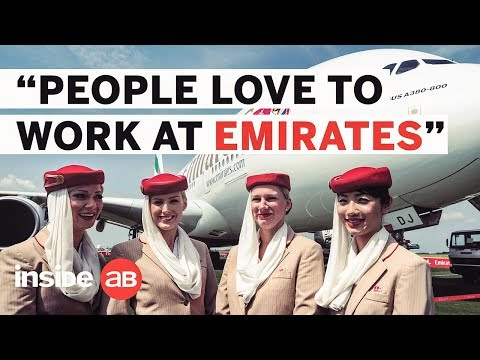 Emirates Airlines: higher growth, staff concerns