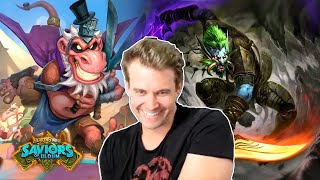 (Hearthstone) The Quest for Tess 2: Blade Flurry Boogaloo