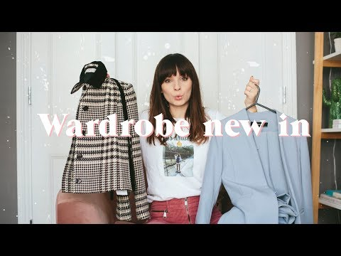WARDROBE NEW IN | What Olivia Did