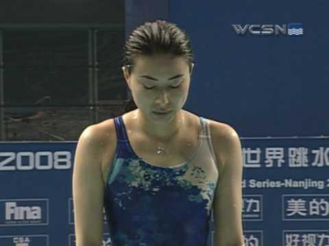 Minxia and JingJing Win in Nanjing
