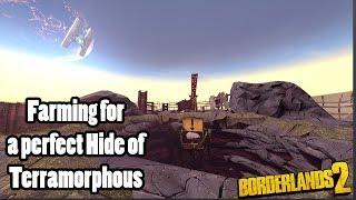 Borderlands 2: Raid Boss farming for a perfect Hide of Terramorphous.