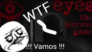 Eyes the horror game = SamuelFlow