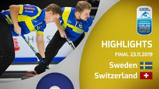 HIGHLIGHTS: Sweden v Switzerland – men's final – L...