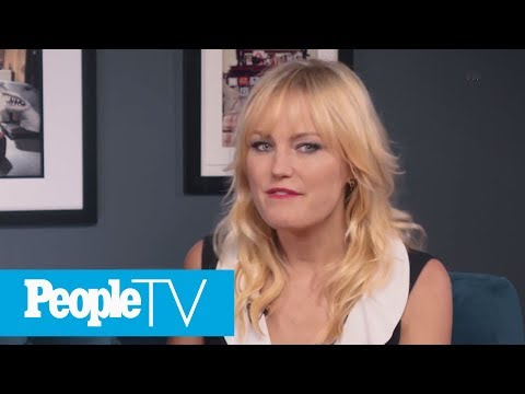 Malin Akerman On New Film 'Rampage': It's A Buddy Film!  PeopleTV