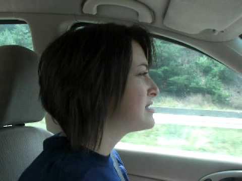Amber Campbell Singing Redeemer