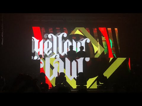Yellow Claw Live at Stereo Live Dallas New Blood Release