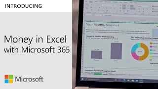 Organize Your Finances With Money In Excel