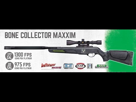 Gomo Bone Collector MAXXIM  22 Cal After Tune Up