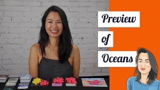 Preview of Oceans by Northstar Games
