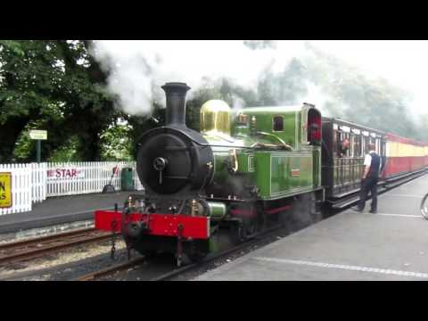 Trains On The Isle Of Man Steam Railway