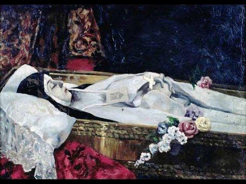 Tribute to Queen Maria de las Mercedes of Spain