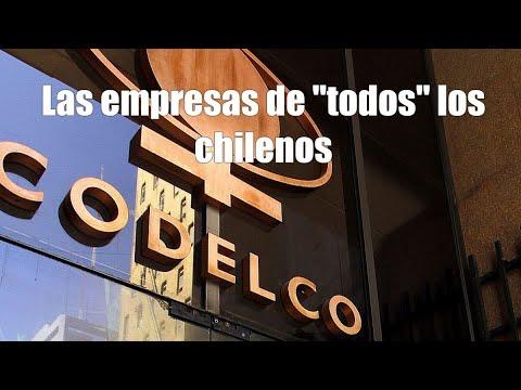 Enormes Perdidas En Las Empresas Estatales De Chile