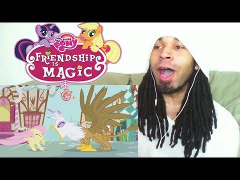 My Little Pony Friendship Is Magic | Season 1 Episode 5 | BLIND REACTION