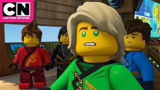 NinjaGo: Masters of Spinjitzu | Unlikely Allies | Cartoon Network