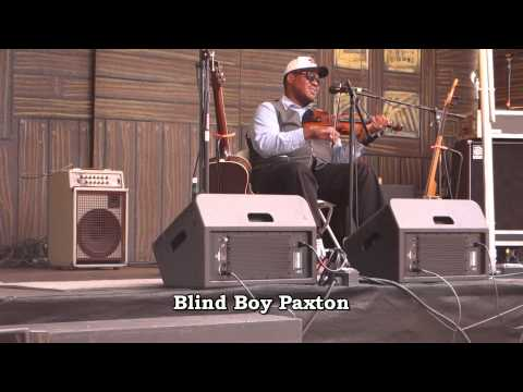 Portland Oregon Blues Festival 2014