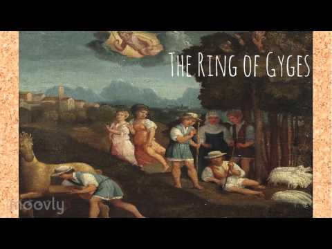Glaucon, Gyges & The Goods