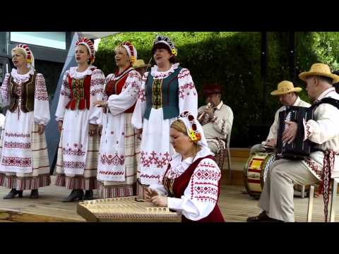 Vytsinanka, musica folk bielorussa ad Expo 2015