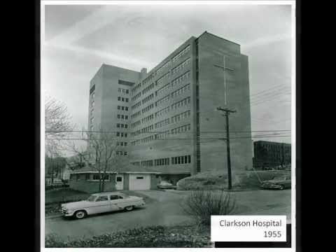 History in Photos - The Nebraska Medical Center