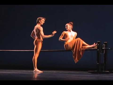 """ Maple Leaf Rag "" The Martha Graham Dance Co.   interview w/ Blakely White McGuire"