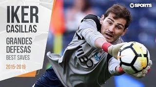 Iker Casillas: Grandes Defesas - FC Porto (2015-2019)
